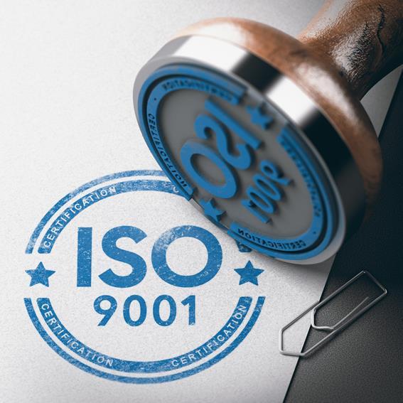 Certyfikat ISO 9001 z tłumaczeń